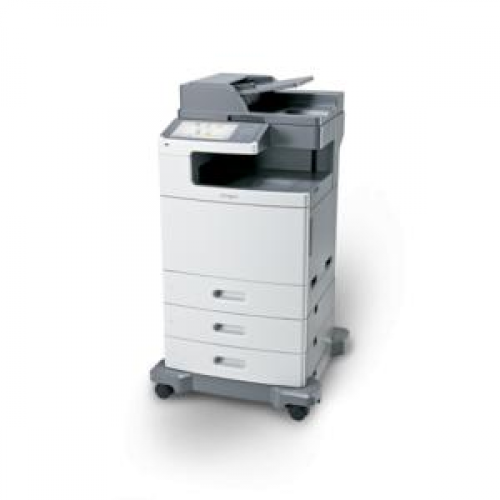 Multifunctionala Color Lexmark X792DE, A4, 50 ppm, 1200 x 1200 dpi, Retea, USB, Fax, Copiator, Scanner, Second Hand