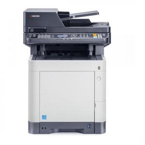 Multifunctionala noua KYOCERA m6530cdn, Duplex, Retea, 30 PPM, USB, RJ-45, 600 x 600 DPI, Color