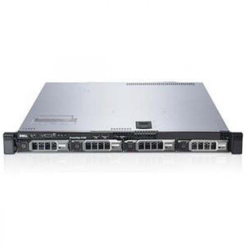 Server DELL PowerEdge R320, Intel Xeon OCTA-Core E5-2470 2.3 GHz-3.1 GHz, 16GB DDR3 ECC 1333MHz, 2x 300GB SAS SFF 2.5 inch, PERC H710 512MB, DVD-ROM, 1 PSU