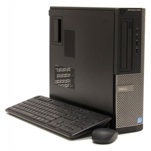 Calculator SH DELL 3010 desktop, Intel Core i3-3240 3.40GHz, 4GB DDR3, 320GB SATA, DVD