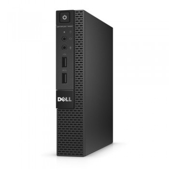 Calculator DELL 3020, Intel Core i3-4160 3.2GHz, 8GB DDR3, 128GB SSD, DVD