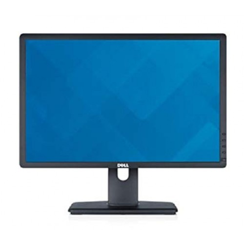 Monitor Profesional DELL P2213T, 22 inch, 1680 x 1050, Widescreen, VGA, DVI, USB, LED, Second Hand