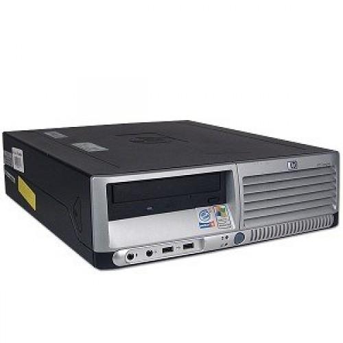 PC HP Compaq DC7100 SFF, Intel Pentium 4 3.0GHz, 1GB DDR, 40GB HDD, DVD-ROM