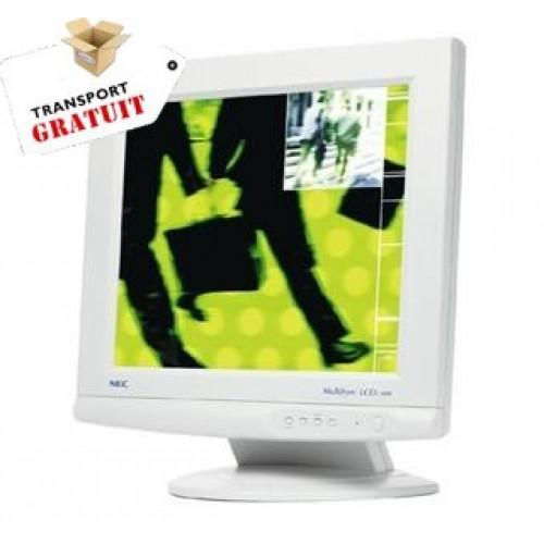Monitor LCD NEC MultiSync 1700v, 17 inci LCD, 1280 x 1024