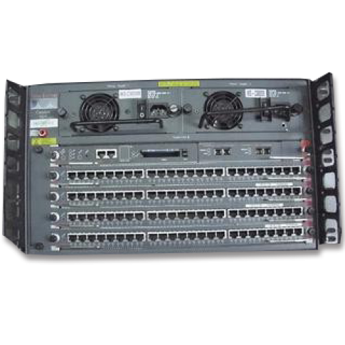 Cisco Catalyst WS-C5505 Switch Chassis Bulk