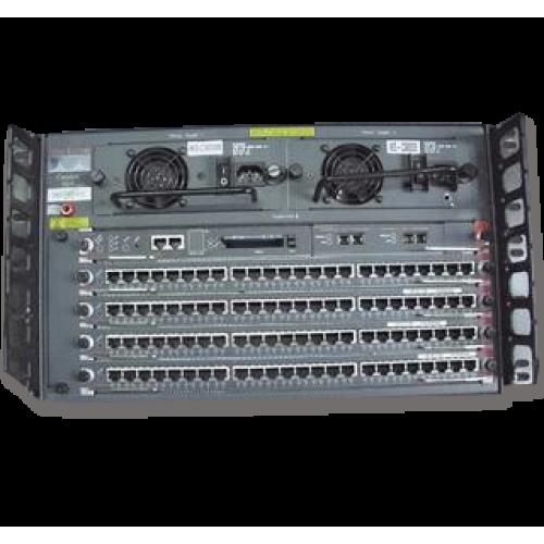 Cisco Catalyst WS-C5505 Switch Chassis Bulk