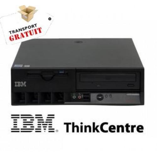 IBM ThinkCentre SFF, INTEL CELERON 2.4GHZ, 256MB, 40GB, CD-ROM