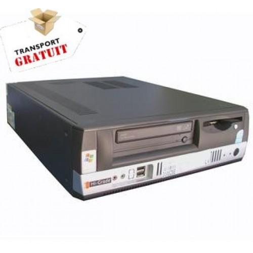 Desktop Intel Pentium 4 524, 3.06Ghz, 512Mb DDR, 80Gb HDD, DVD-ROM