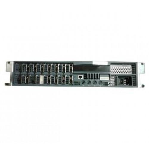 Brocade SilkWorm II Fibre Channel Switch, 16 Porturi Gbic 1036Mbps, Management rj-45