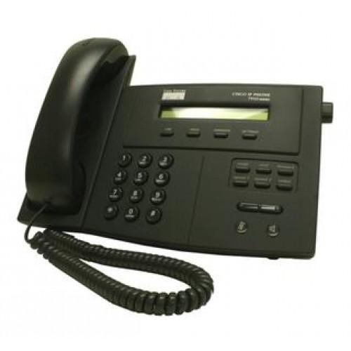 Telefon VoIP Cisco CP-7910G+SW, DHCP, 2 x RJ-45