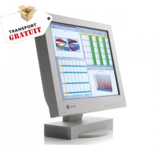 Monitor SH Eizo FlexScan L66, LCD 18 inci