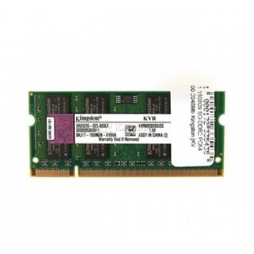 Memorie Laptop 2Gb, Kingston KVR800D2S5, 800 Mhz