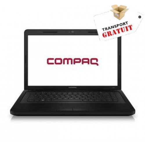 Compaq Presario CQ57-305SF, AMD E300, 1.3Ghz, 15.6 inci LED, 4Gb, 500Gb, DVD-RW