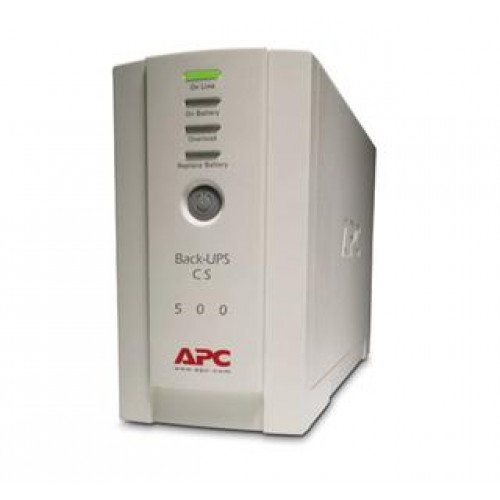 UPS SH APC Back-Ups 500, 300W, 500VA, 230V Output