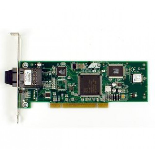 Placa de retea Allied Telesis AT-2701FX, fibra optica RX/TX, 32bit PCI 2.2, 10/100 Mbps