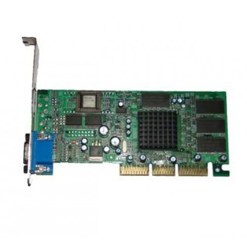 Placa Video second AGP Ati Radeon FSC, 32Mb, DDR, VGA