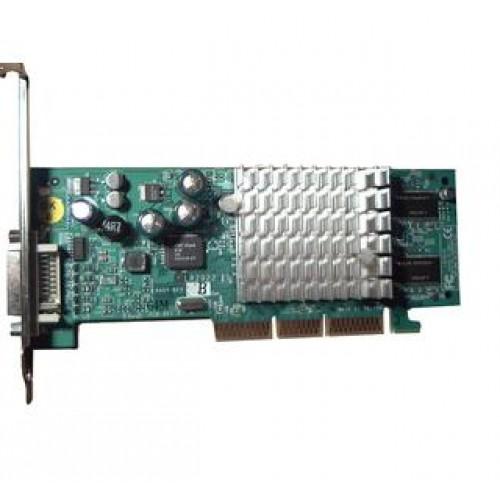 Placa video second nVidia Geforce 4 MX4400, 64Mb, DVI, AGP