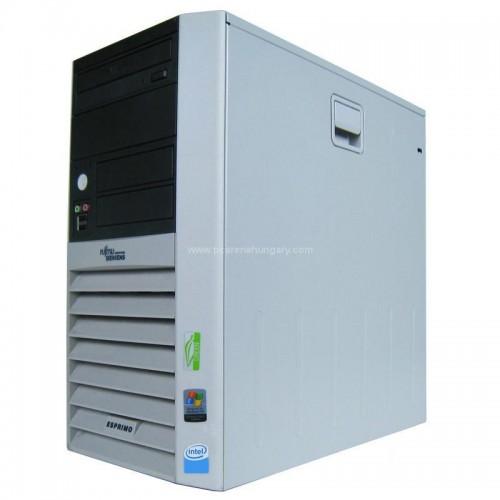 PC Fujitsu P9515 Core 2 Duo E6300 1.8GHz 2GB DDR2 80GB HDD Sata DVD***