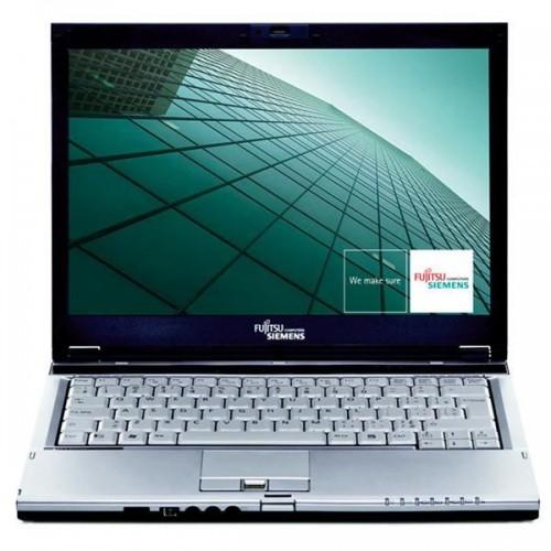 Laptop SH Fujitsu Lifebook S6410, Core 2 Duo T7250, 2.0Ghz, 160Gb HDD, 2048Mb, COMBO, 13.3 inch