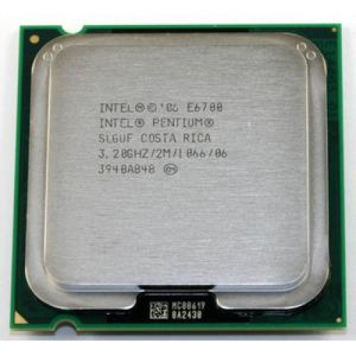 Procesor Intel Pentium Dual Core E6700, 3.2Ghz, 2Mb Cache, 1066 MHz FSB
