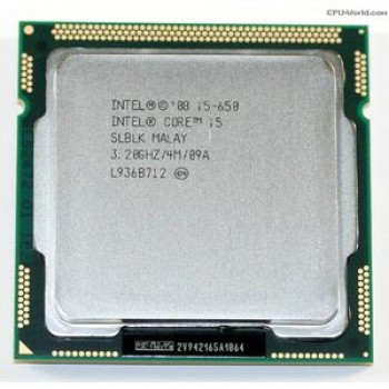 Procesor Intel Core i5-650, 3.2Ghz, 4Mb Cache