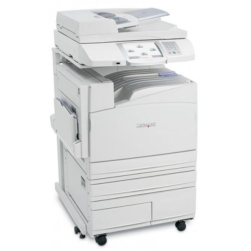 Imprimanta multifunctionala Color Lexmark x940e, A3, A4