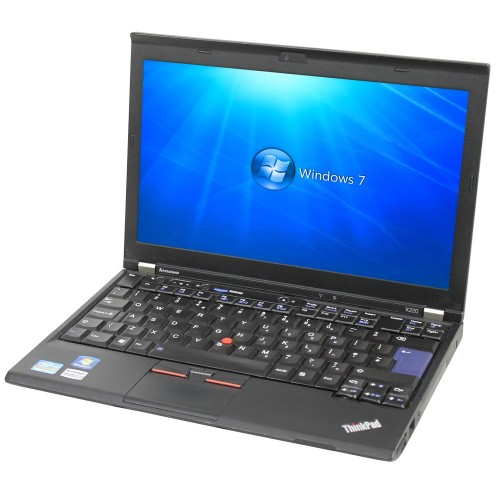 Laptop Lenovo ThinkPad X220, Intel Core i5-2520M  2.50Ghz, 4Gb DDR3, 160Gb HDD, 12.5 inch