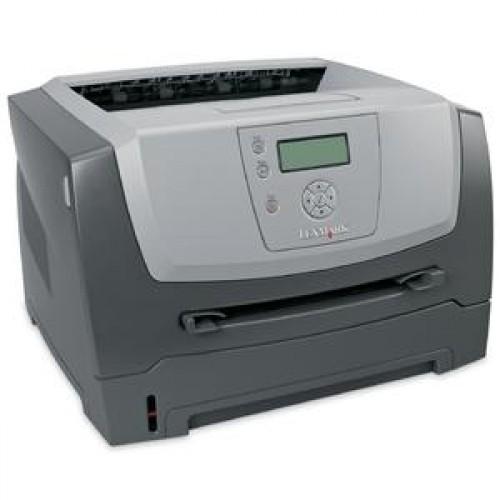Imprimanta laser monocrom LEXMARK E450dn, Duplex, Retea, USB, 33ppm + Cartus Nou