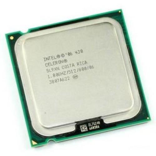 Procesor Intel Celeron 430, 1.8Ghz, 512K Cache, 800 MHz FSB