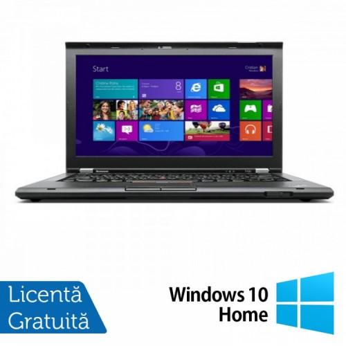 Laptop LENOVO ThinkPad T430, Intel Core i5-3320M 2.60GHz, 4GB DDR3, 320GB SATA, DVD-RW, 14 INCH + Windows 10 Home