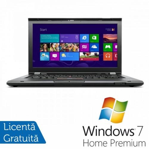 Laptop LENOVO ThinkPad T430, Intel Core i5-3320M 2.60GHz, 4GB DDR3, 320GB SATA, DVD-RW, 14 INCH + Windows 7 Home Premium