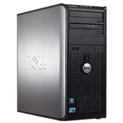 Dell Optiplex 755 MT, Intel Core 2 Duo E6750, 2.66Ghz, 2Gb DDR2, 160Gb HDD, DVD-RW