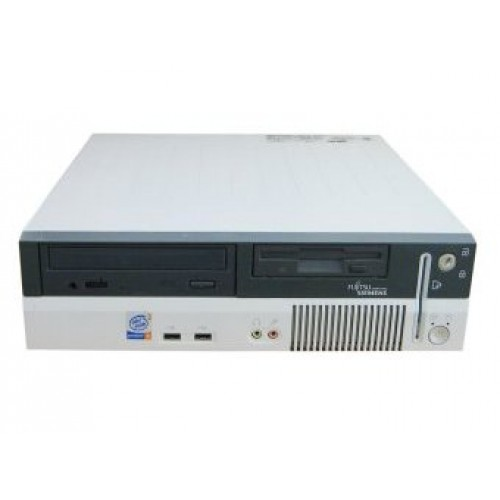 PC SH Fujitsu Siemens E600 Intel Pentium 4, 2.4Ghz, 1Gb DDR, 40Gb HDD, CD-ROM