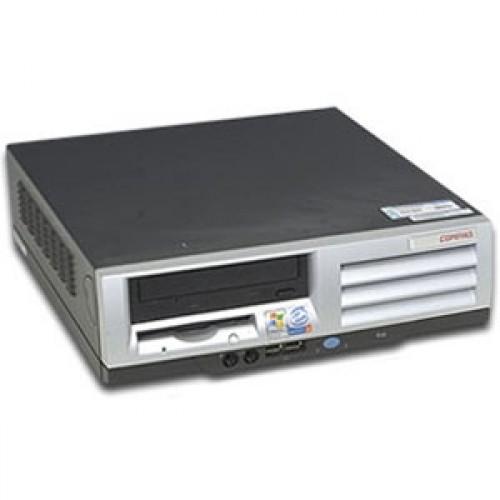 PC Second Hand HP Compaq D510, Intel Pentrim 4, 2.40Ghz, 2Gb DDR, 40Gb HDD, DVD-ROM