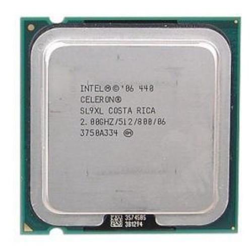 Procesor Intel Celeron 440, 2.0Ghz, 512K Cache, 800 MHz FSB