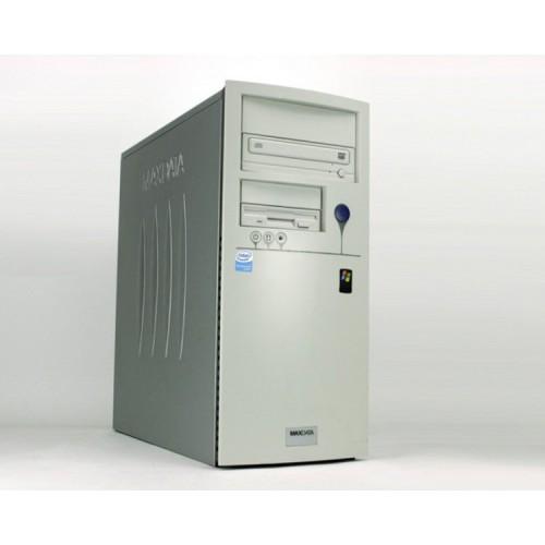 PC SH Maxdata Favorit Tower, AMD Sempron 3000+, 1.8Ghz, 512Mb , 80Gb SATA, DVD-ROM