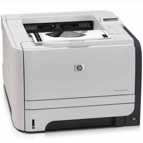 Imprimanta A4 Hp LaserJet P2055DN, Duplex, Monocrom, Retea, 35 ppm, 1200 x 1200 dpi, USB cu cartus nou compatibil