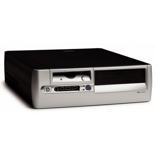PC HP Compaq Desktop D530, Intel Pentium 4 2.6Ghz , 1GB DDR , 40Gb HDD, DVD-ROM