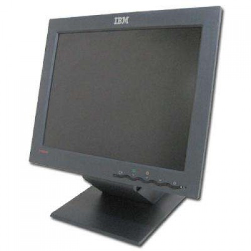 Monitor LCD Second IBM 6636-AC2,15 inci,1024x768,VGA ***