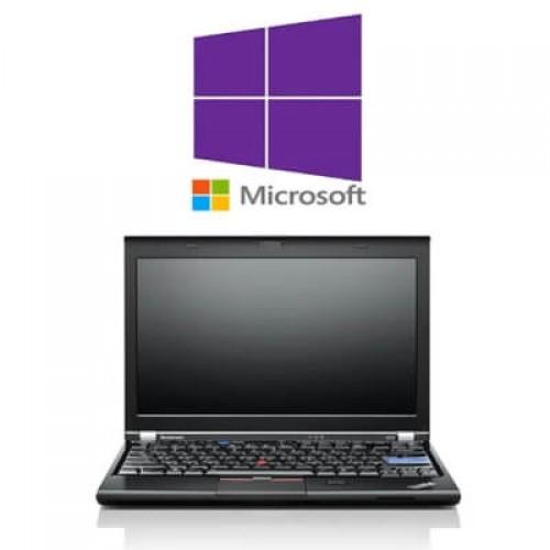 Laptop Refurbished Lenovo ThinkPad X220 I5 2540M 2.6Ghz, 4GB, 250HDD, 12.5 INCH