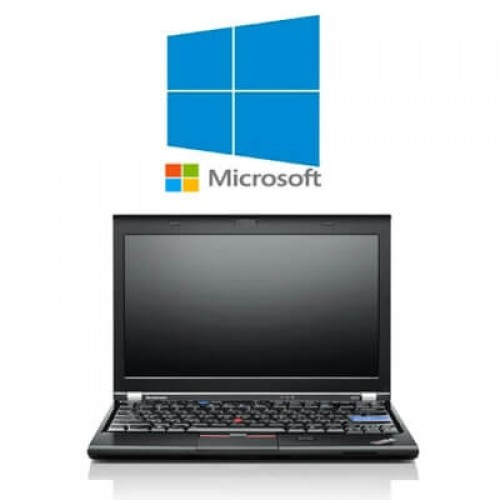 Laptop Refurbished Lenovo ThinkPad X220 I5 2540M 2.6Ghz, 4GB, 320GB, Windows 10 Home