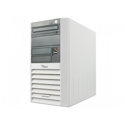 PC SH Fujitsu Esprimo P5600, AMD Sempron 3000+, 1.8Ghz, 1Gb, 160Gb HDD, DVD-ROM