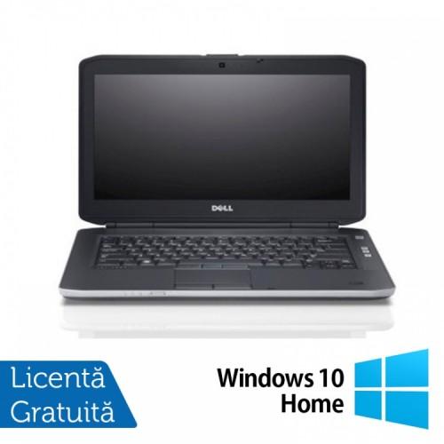Laptop DELL Latitude E5430, Intel Core i5-3320M 2.6GHz, 4GB DDR3, 320GB SATA, DVD-RW + Windows 10 Home