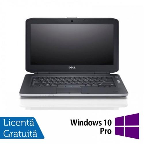 Laptop Refurbished DELL Latitude E5430, Intel Core i3-3120M 2.50GHz, 4GB DDR3, 320GB SATA, DVD-RW, 14 inch + Windows 10 Pro