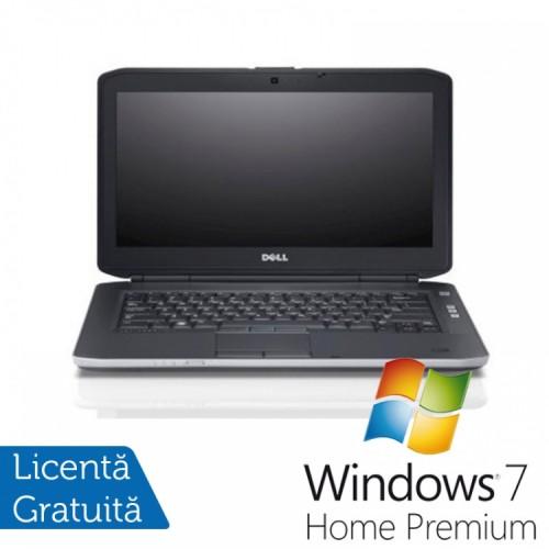 Laptop DELL Latitude E5430, Intel Core i5-3320M 2.6GHz, 4GB DDR3, 320GB SATA, DVD-RW + Windows 7 Home Premium