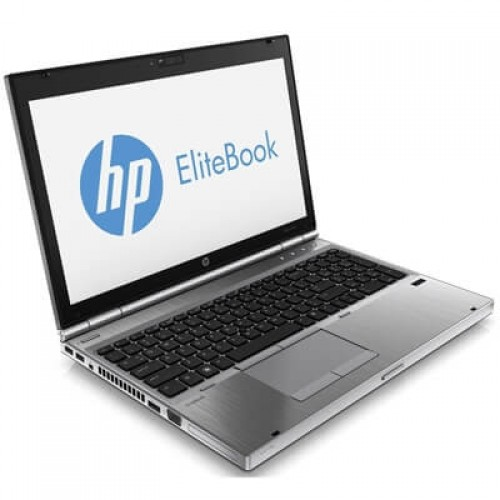 Laptop Second Hand HP Elitebook 2570p Core I5-3360M, 8GB, SSD 128Gb