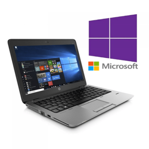Laptop Refurbished HP ProBook 820 G1 Core I5-4210U, 8GB, SSD 128GB, Windows 10 Pro