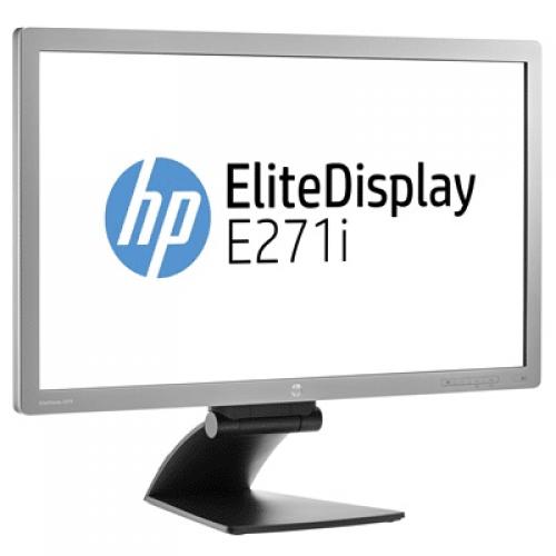 Monitor LED Second Hand HP EliteDisplay E271i, 27 Inch, IPS, Full HD, Grad A