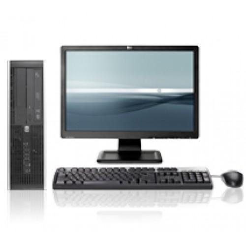 PC SH HP Compaq 6005 Pro, Athlon II x2 B22 Dual Core, 2.8Ghz, 2Gb DDR3, 160Gb, DVD-RW + Monitor LCD  ***
