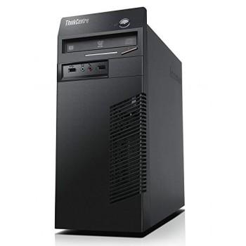 PC Lenovo ThinkCentre M75E Desktop, Sempr II 180 2.40Ghz, 4Gb DDR3, 250Gb SATA, DVD-ROM